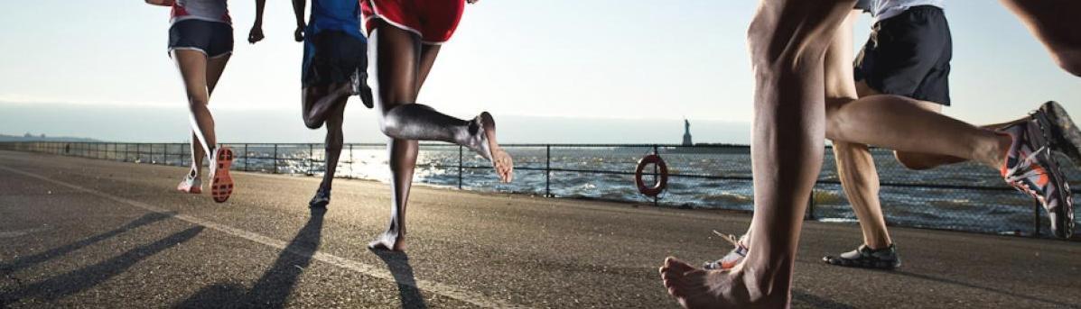 обувь для бега
